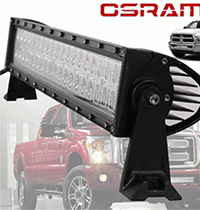 TURBO SII Osram 20-22 Inch LED Light Bar