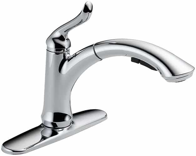 Delta-4353-DST-Chrome-Kitchen-Faucet