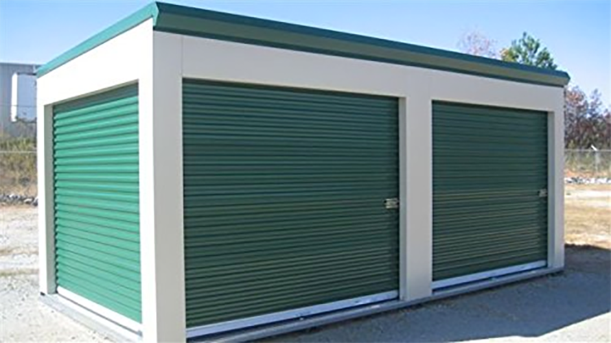 Duro Doors Self Storage Steel Roll Up Garage Doors (10u0027*8u2032)