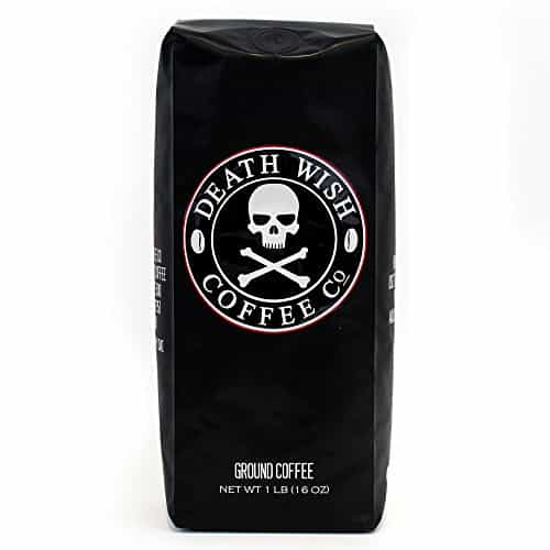 Death Wish Ground Coffee- B006CQ1ZHI
