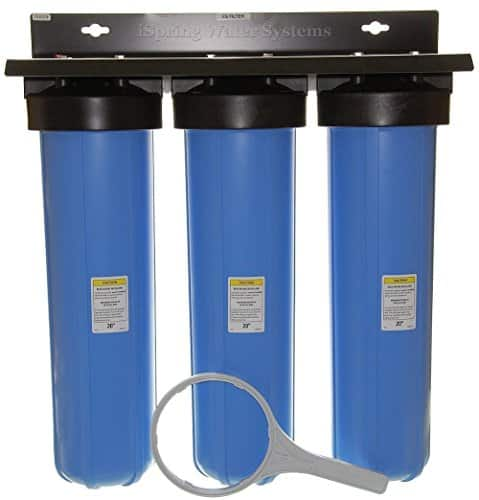 iSpring 3-stage House Water Filtration System- B01FI3BLYM