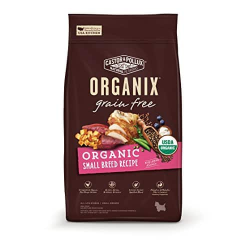Organix Castor & Pollux Dry Dog Food