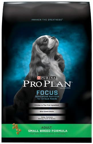 Purina Pro Plan Focus Adult Dry Dog Food Formula