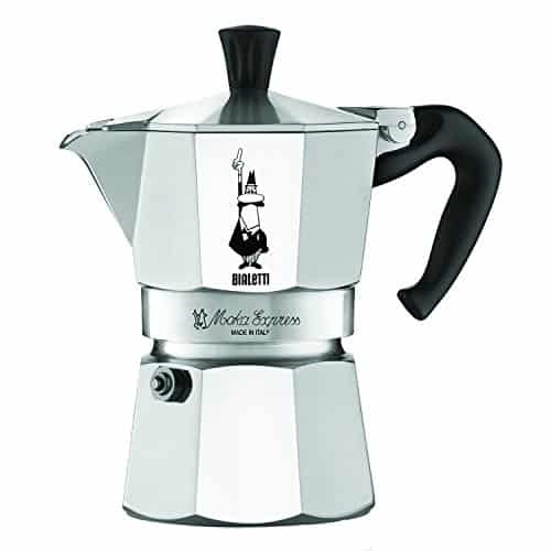 The Original Bialetti Moca Express