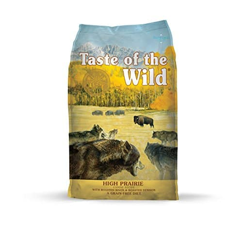Taste of the Wild Grain-Free High Protein Dry Dog Food