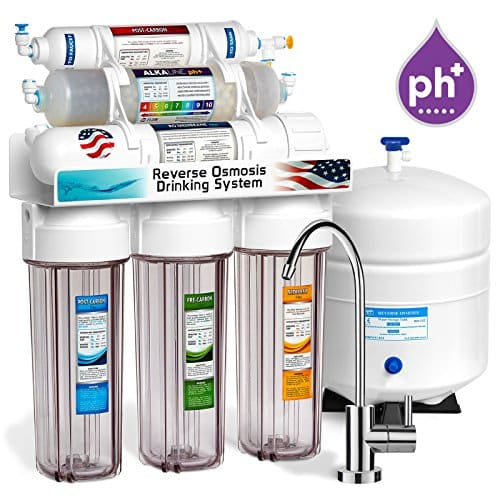 Express Water- Alkaline reverse Osmosis Filtration System