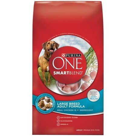 SmartBlend Large Breed Formula Premium Dog Food, 31 Lbs. by Purina ONE