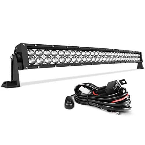 LED Light Bar AUTO 4D 32 Inch Curved Led Work Light 300 Watts
