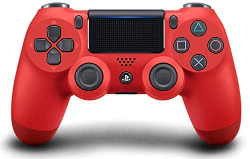 DualShock 4 Wireless Controller for PlayStation 4- Magma Red
