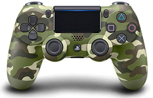 DualShock 4 Wireless Controller for PlayStation4- Green Camouflage