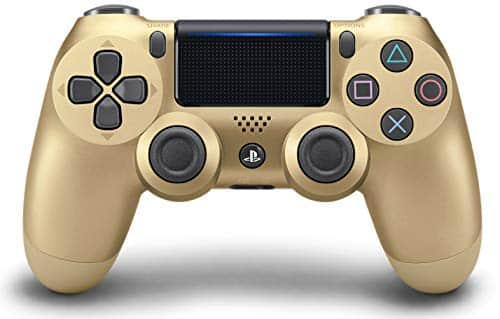DualShock 4 Wireless Controller for PlayStation 4- Gold