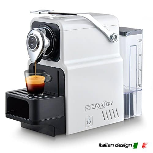 Mueller Espresso Machine for Nespresso Compatible Capsule