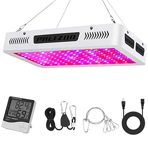 Phlizon 1200W High Power Series LED Grow Light