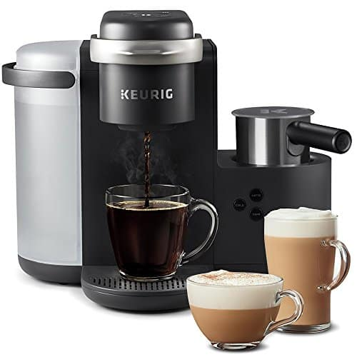 Keurig K-Cafe Single Serve K-Cup Pod Coffee, Latte and Cappuccino