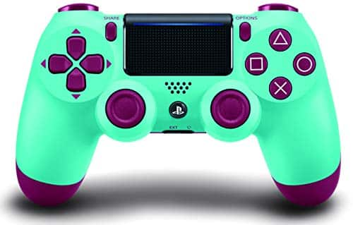 DualShock 4 Wireless Controller for PlayStation 4- Berry Blue
