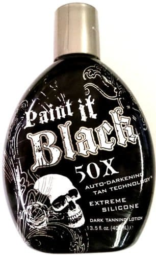 Millennium Tanning Paint It Black.