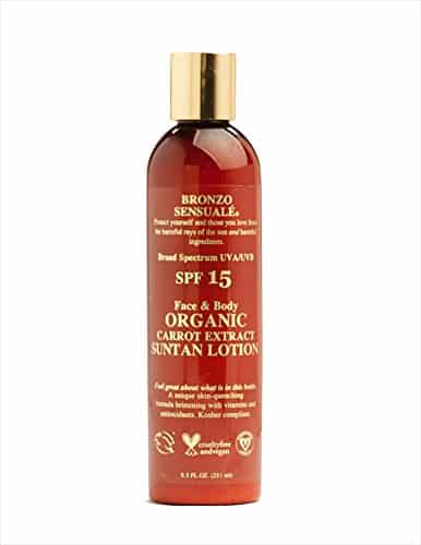 Bronzo Sensualé SPF 15 Sunscreen 8.5 Ounces.
