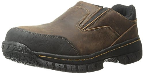 Skecher's Hartan Slip On Work Boots