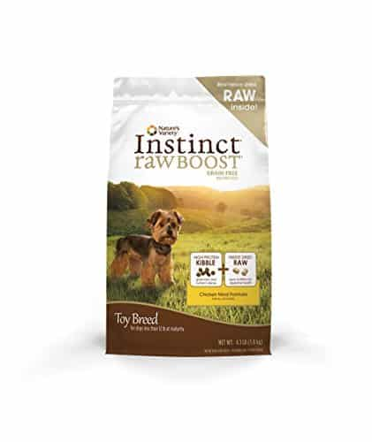 Instinct Raw Boost Grain-Free Natural Dry Dog Food