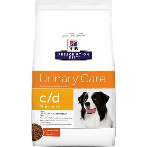 Hill's Prescription Diet c/d Multicare Urinary Care Chicken Flavor Dry Dog Food
