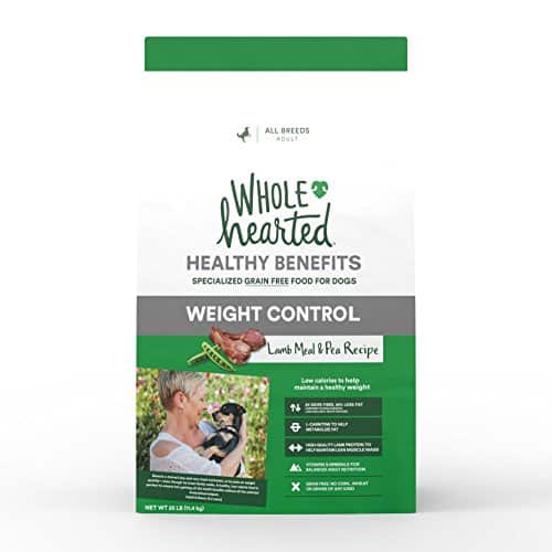 WholeHearted Healthy Benefits Weight Control Dry Dog Food