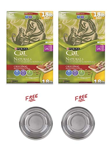 Purina Cat Chow Naturals Vitamins And Minerals