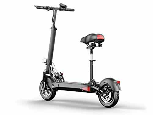 Top 8 Electric Scooters With Seat 2019 Reviews