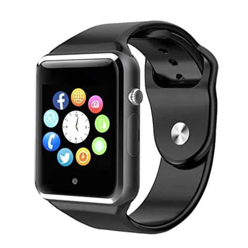 Bluetooth Smart Watch - WJPILIS Touch Screen-
