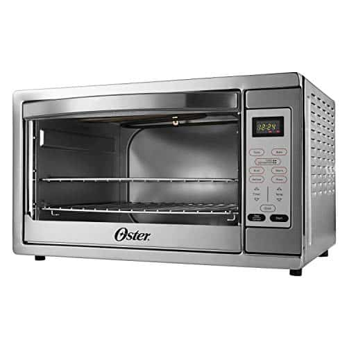 Oster Extra Large Digital Countertop Convection Oven Stainless Steel (TSSTTVDGXL-SHP)