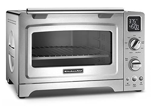 KitchenAid KC0275SS Convection 1800-watt Digital Countertop Oven
