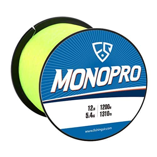 Quality MonoPro Trout Fishing Line