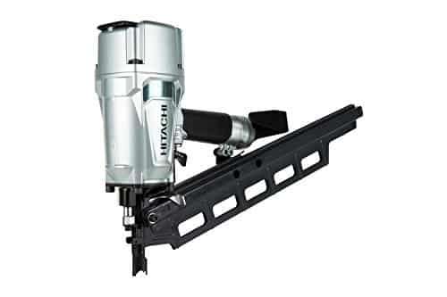 Hitachi Plastic Collated Framing Nailer with Rafter Hook