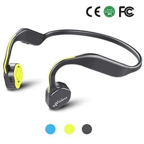 Bone Conduction Headphones, Bluetooth 5.0 Vidonn F1