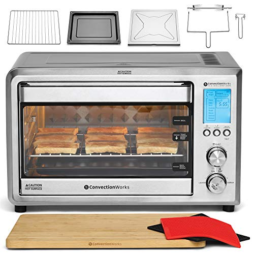 ConvectionWorks HI-Q Intelligent Countertop Oven