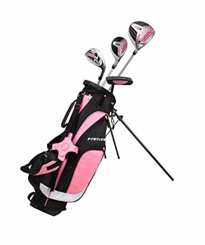 Precise XD-J Junior Complete Golf Club Set for Children Kids-3 Age Groups Boys & Girls Right-Hand & Left-Hand
