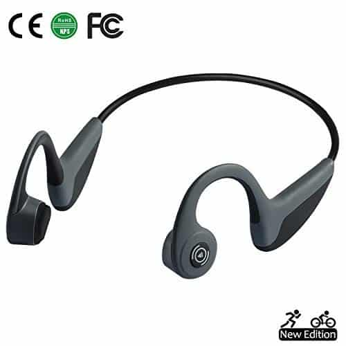 Bone Conduction Headphones Bluetooth 5.0