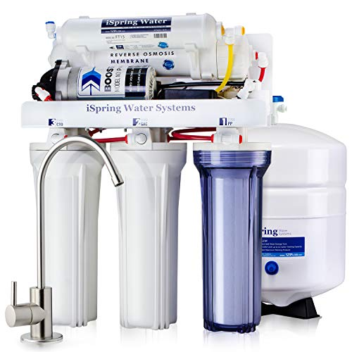 iSpring RCCP7 Water Filter system
