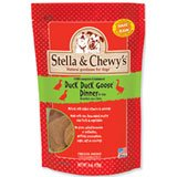 Stella & Chewy Freeze Dried Duck Duck Goose 6oz bag
