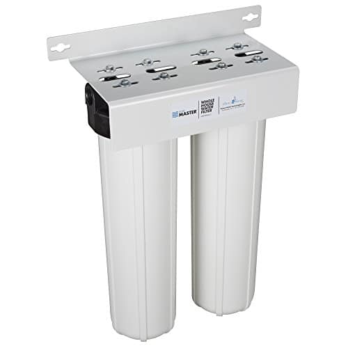 Home Master HMF2SmgCC Whole House Two-Stage Filtration System Water Filter