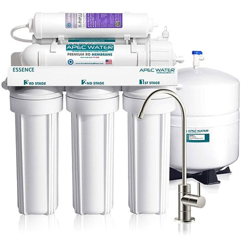 APEC Water ROES-PH75 Reverse Osmosis Drinking Water Filter System