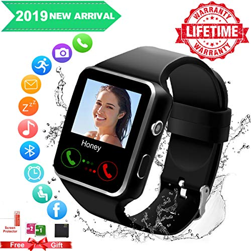 Android Smart Watch for Women Men,