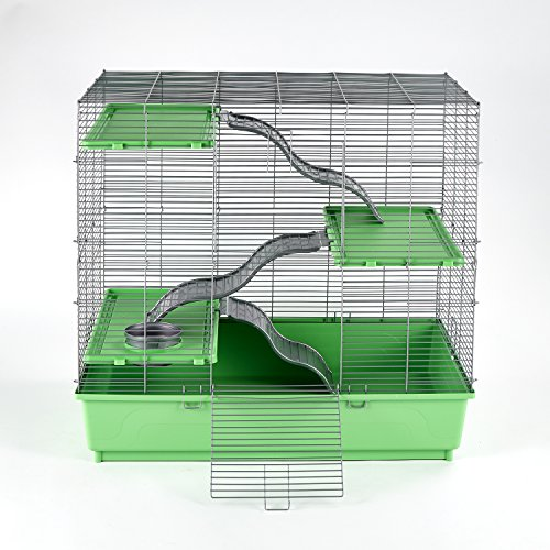 Kaytee My First Home Multi-Level Cage