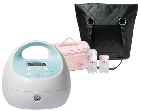 Spectra Baby S1 Plus Electric Breast Pump Bundle