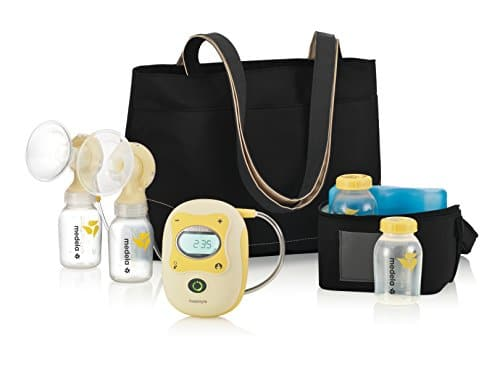 Medela Freestyle Double Electric Hands-Dree Breast Pump