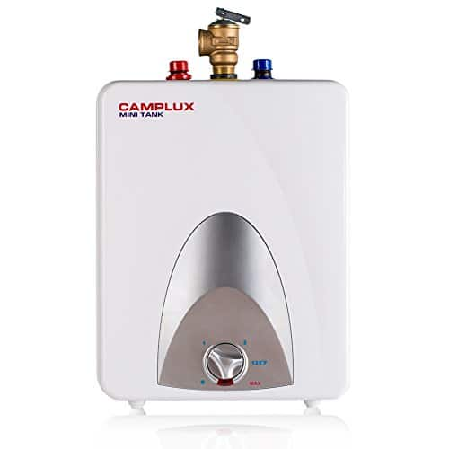 Camplux ME25 - Mini Tank Electric Water Heater