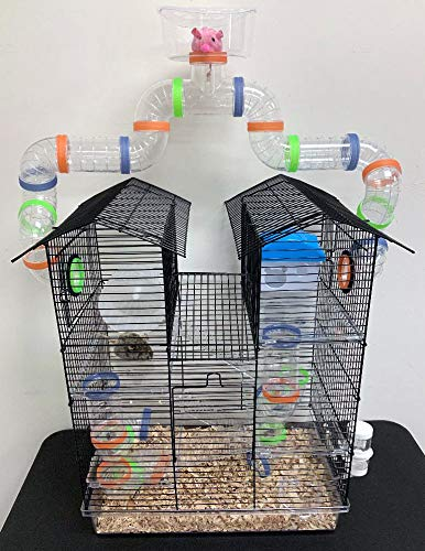 Large Fun Land Hamster Habitat