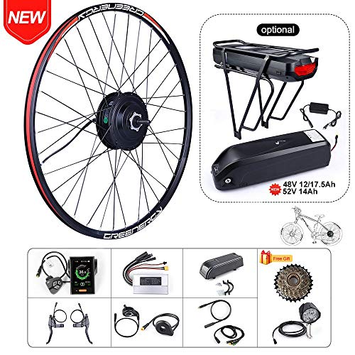 BAFAGN 48V 500W Ebike Conversion Kit