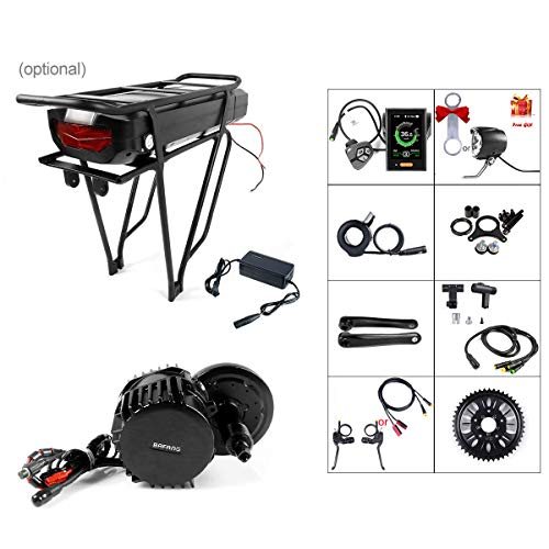 BAFANG BBSHD 1000W 48V Ebike Motor Conversion Kit
