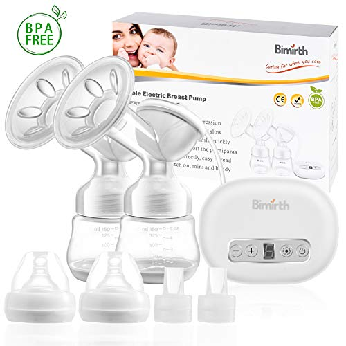 Double Electric Breast Pump with LCD Screen