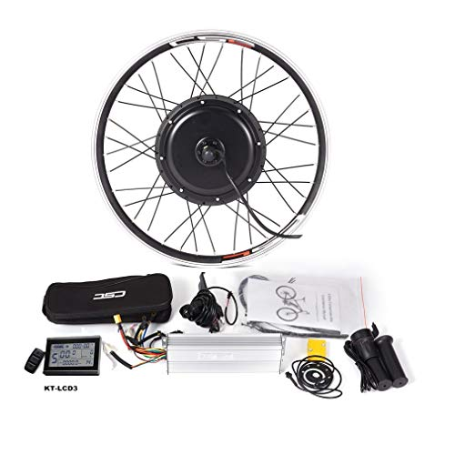 Rear Wheel Electric Bicycle Conversion Kit